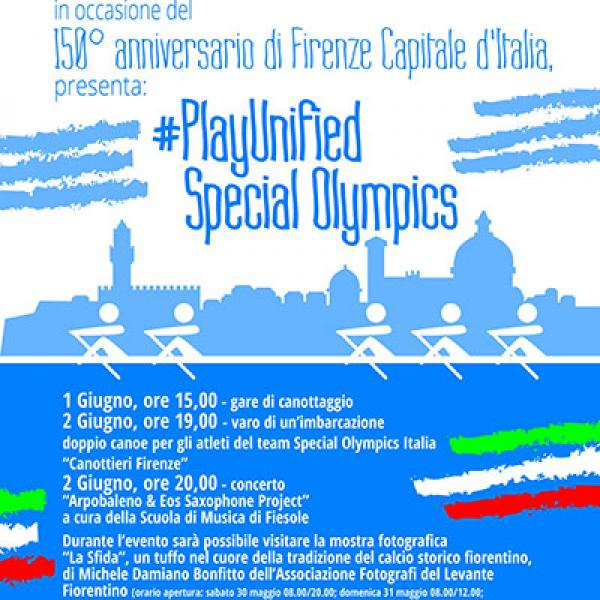 #PlayUnified Olympics